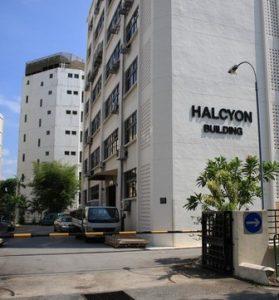 halcyon building
